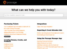 support.gopassage.com