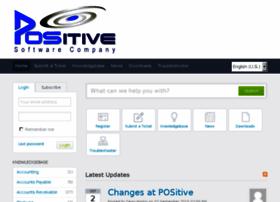 support.gopositive.com