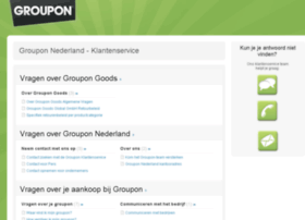 support.groupon.nl