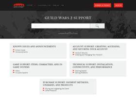 support.guildwars2.com