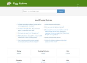 support.happyherbivore.com