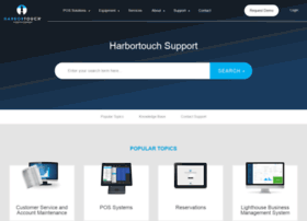 support.harbortouch.com