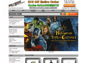 support.hollywoodtoysandcostumes.com