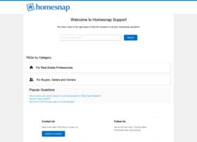 support.homesnap.com