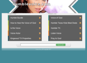 support.humblevoice.com
