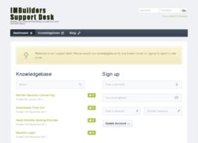 support.imbuilders.com