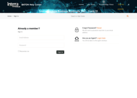 support.interrasystems.com