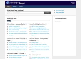 support.itelescope.net