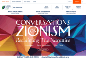 support.jnf.org