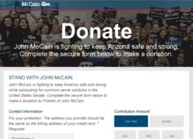 support.johnmccain.com