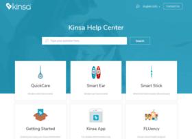 support.kinsahealth.com