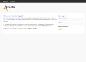 support.knectar.com