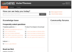 support.kulerthemes.com