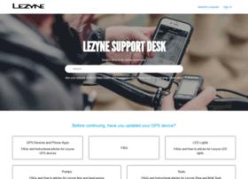 support.lezyne.com