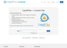 support.liquidfiles.net