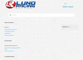 support.lundracing.com