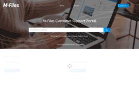 support.m-files.com