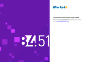 support.market6.com