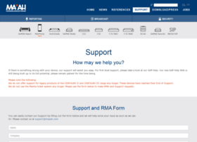 support.mayah.com