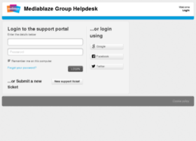 support.mediablazegroup.com