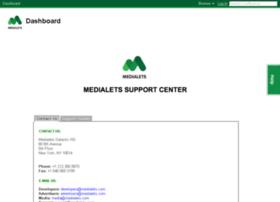 support.medialets.com