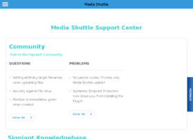 support.mediashuttle.com
