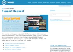 support.mhthemes.com