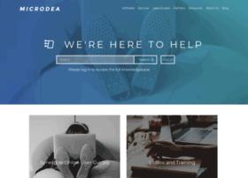 support.microdea.com