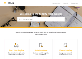 support.mileiq.com