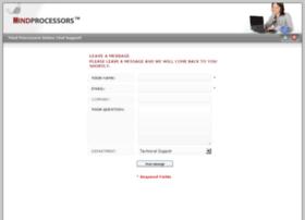 support.mindprocessors.com