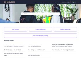 support.mixcloud.com