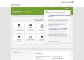 support.mozy.com