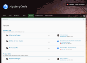 support.mysterycode.de