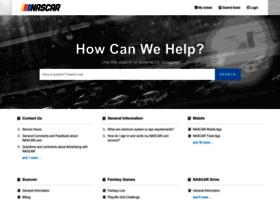 support.nascar.com