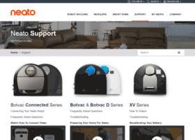 support.neatorobotics.com