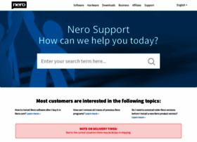 support.nero.com