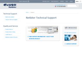 support.netbiter.com