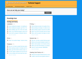 support.novadevelopment.com