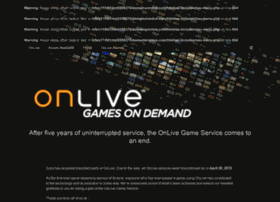 support.onlive.com