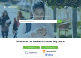 support.parchment.com