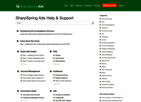 support.perfectaudience.com