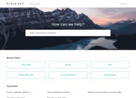 support.pixieset.com