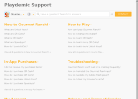 support.playdemic.com