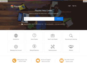 support.playster.com