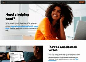 support.plex.tv