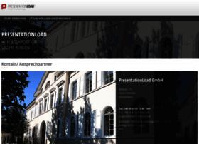 support.presentationload.com