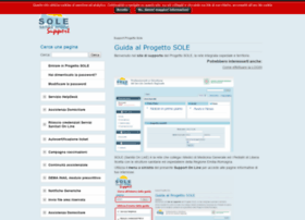support.progetto-sole.it