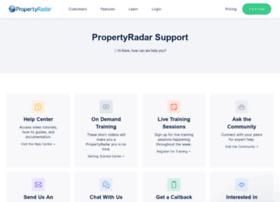 support.propertyradar.com