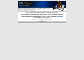 support.ptcshop.com