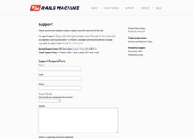 support.railsmachine.com